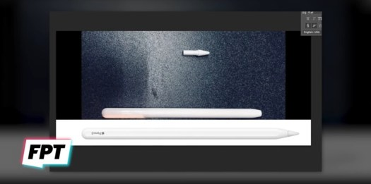 Apple could be shrinking the size of the Apple Pencil - Renders reveal some changes to the upcoming 5G iPad mini (2021)