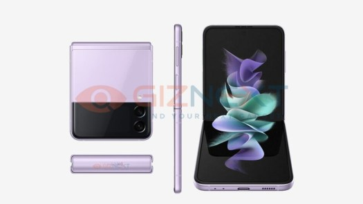 Another Galaxy Z Fold 3 & Flip 3 leak: camera and displays detailed, extra S Pen info revealed