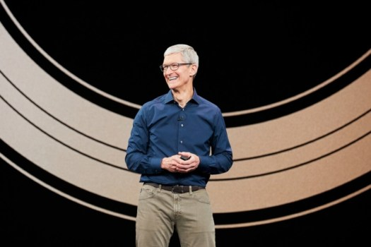 Apple CEO Tim Cook said iPad sales were affected in the fiscal third quarter by the global chip shortage - Apple reports a strong 50% gain in fiscal third quarter iPhone revenue