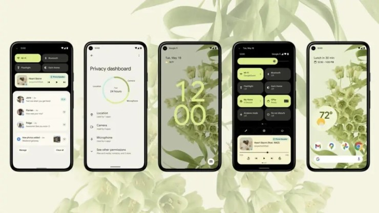 Material You on Android 12 - Oppo's digital assistant leaks Color OS 12 release date and thus, the potential Android 12 release timeframe