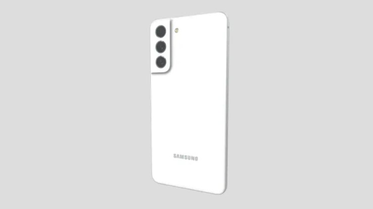 Galaxy S21 FE render - A new entry for the Galaxy S21 FE appears on Geekbench: it shows an Exynos-powered variant