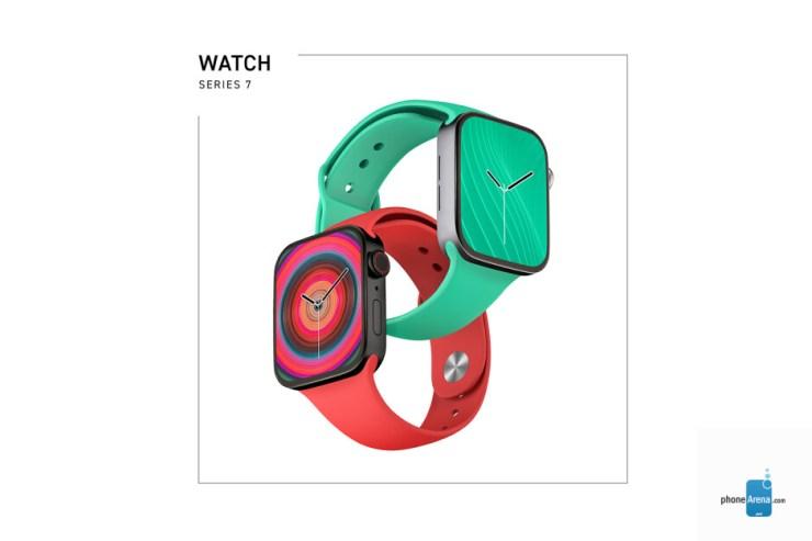 Apple Watch Series 7 new design revealed in stunning renders