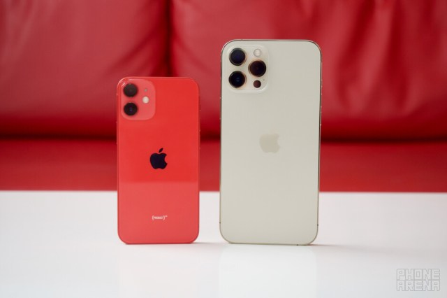 iPhone 12 mini and iPhone 12 Pro Max - Periscope zoom iPhones won't be able to escape Samsung's shadow