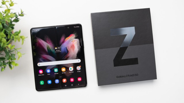 Samsung Galaxy Z Fold 3 - Oppo's upcoming foldable could rival the Galaxy Z Fold 3, according to a recent leak