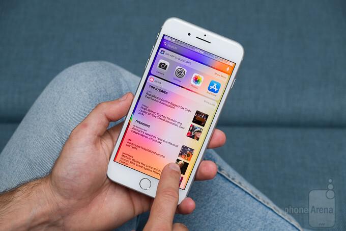 Apple Iphone 8 Plus Review Phonearena