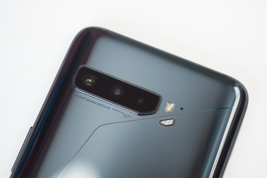 The camera module of the ROG Phone 5 will hold the same (or very similar) cameras as its predecessor, shown here - Asus ROG Phone 5 preview: what to expect