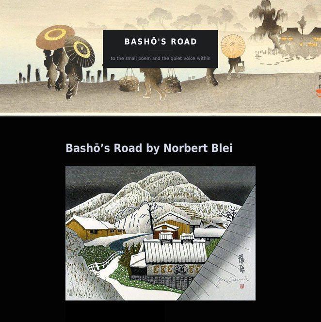 Basho's Road