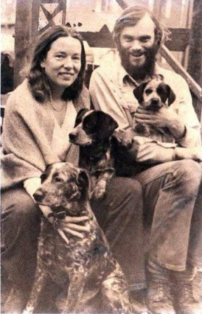 Dick, Jane, Spot, Sally & pup