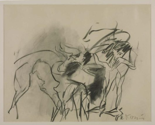 Willem de Kooning | Untitled (1966)