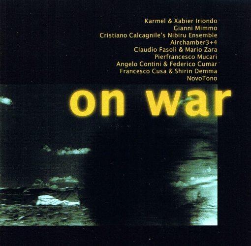Novo Tono   ON WAR