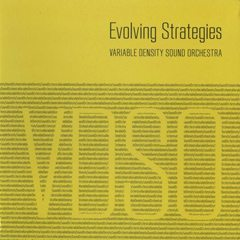 Variable Density Sound Orchestra   Evolving Strategies   Not Two Records   click the cover for more...