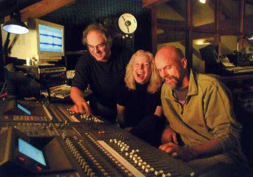 Dana, Kazzrie & John | Photo by David Duke