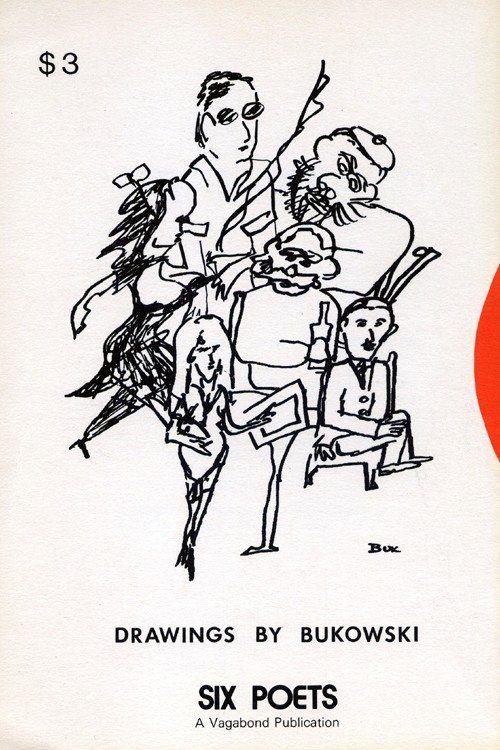 John Bennett | Six Poets | Vagabound Press 1979