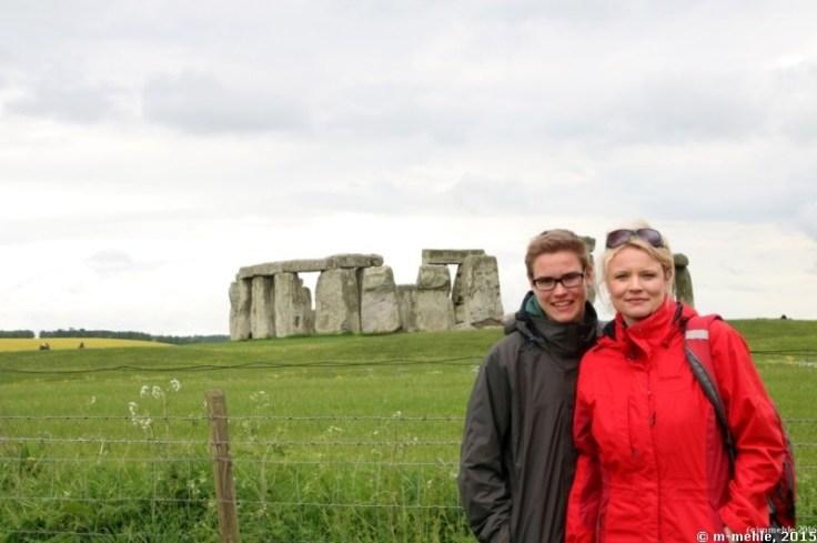 Stonehange, England - Rundreise, Wohnmobil