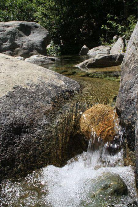 Badegumpen am Travignano