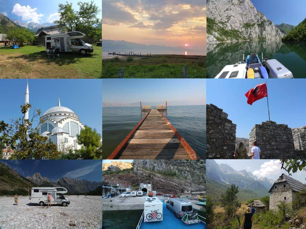 Albanien -unser Road-Trip Teil I