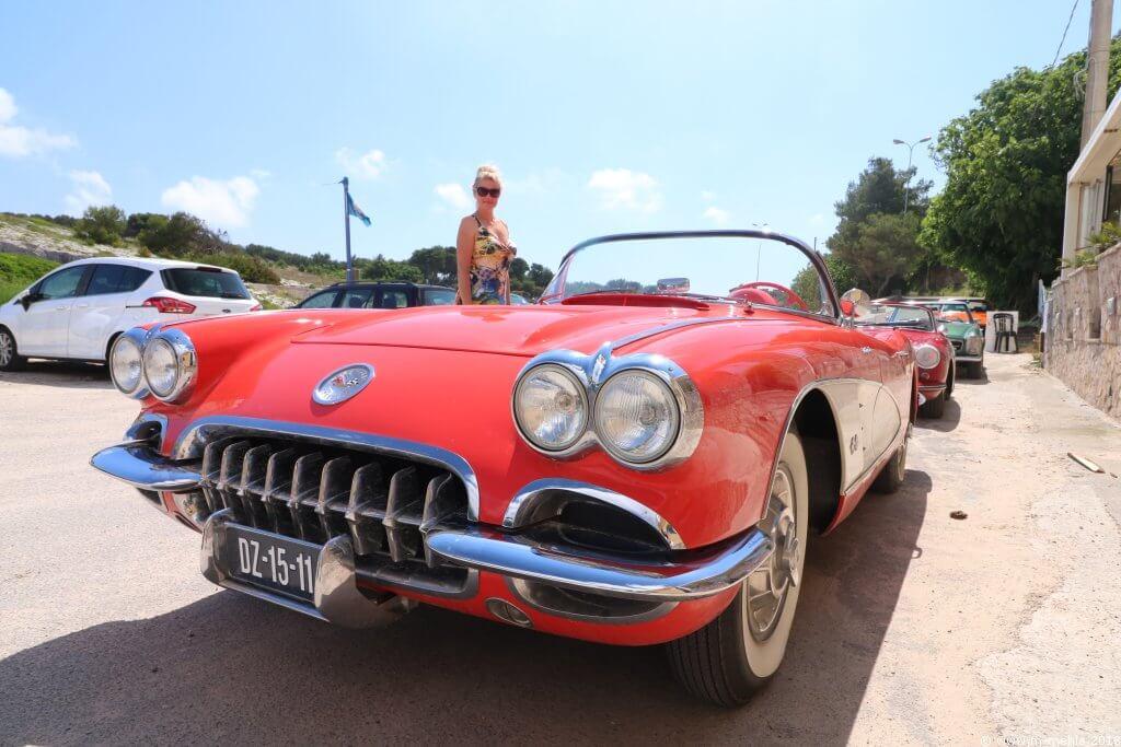 Corvette C1 Convertible