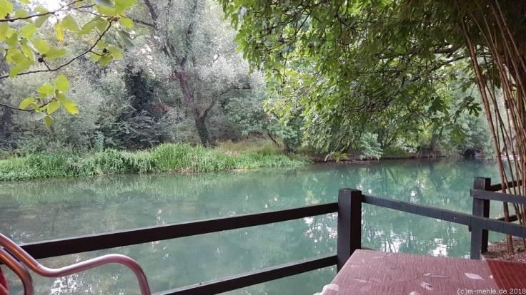 Buna, Restoran Most, Bosnien - Herzegowina