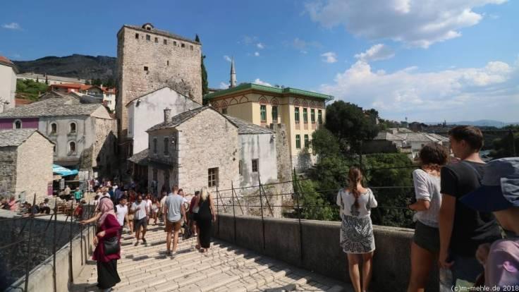 Stari Most, Mostar, Bosnien - Herzegowina