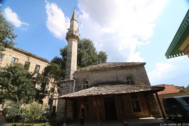 Die Karađozbeg-Moschee, Mostar, Bosnien - Herzegowina