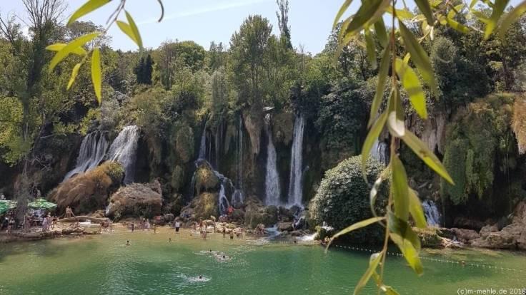 Kravica Wasserfälle, Bosnien - Herzegowina