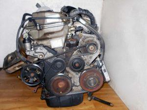 снятие установка двигателя