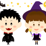 ハロウィンはカップルで仮装 ファンタジー風?童話風?それともSF?