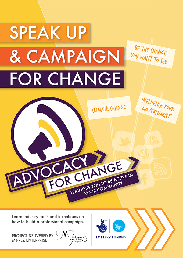 Advocacy project flyer PRINT READY