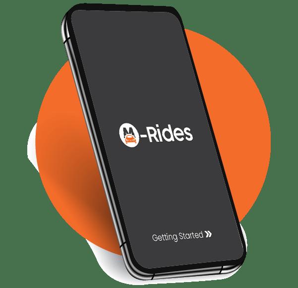 mrides app