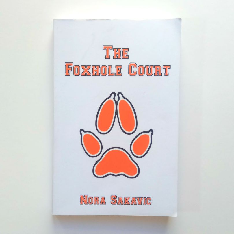 book review: the foxhole court by nora sakavic