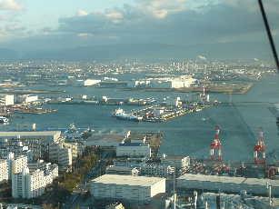 WTC展望台からの眺望2