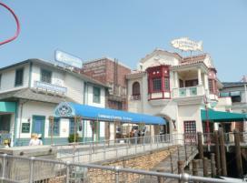 USJ_サンジの海賊レストラン