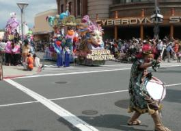 USJ パレード・デ・カーニバル