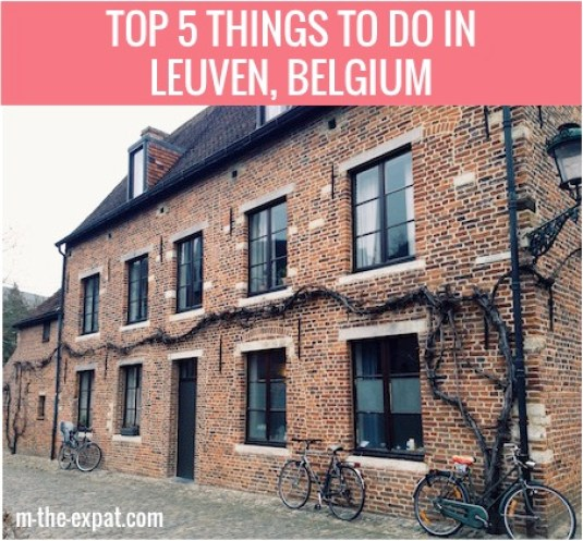 leuven belgium top five