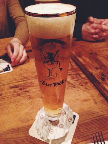 beer rothernburg germany