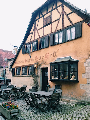 rothenburg ob der tauber a storybook village m the expat. Black Bedroom Furniture Sets. Home Design Ideas