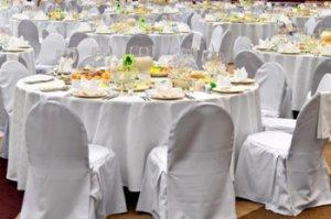 salle de réception ceremonie de mariage