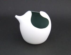 Hole pitcher  inside color