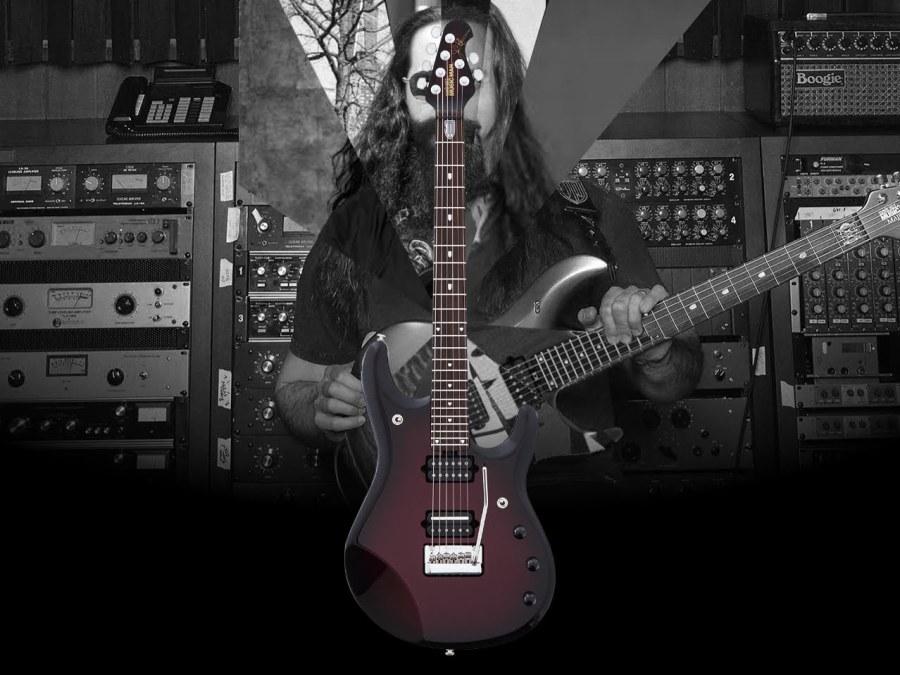 Ernie Ball Music Man JP6