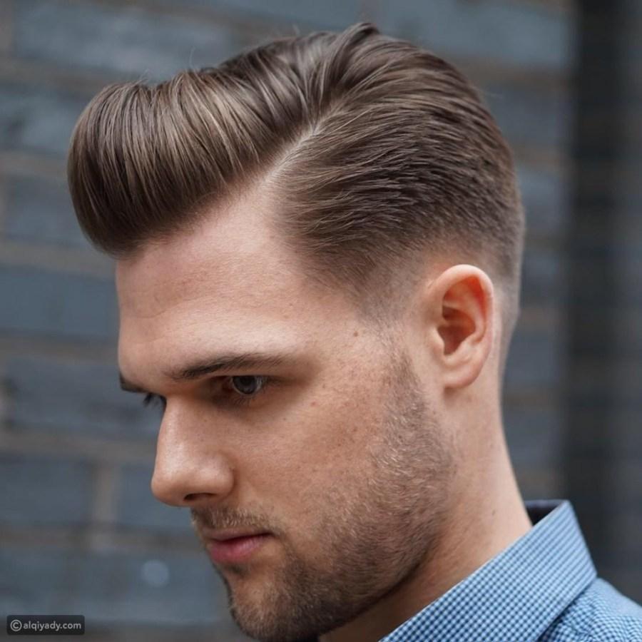 قصات الشعر الرجالية الرائجة في موسم ربيعصيف 2019 القيادي