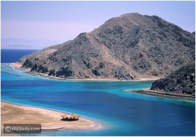 أماكن سياحية ليست مشهورة وطبيعتها رائعة في مصر القيادي