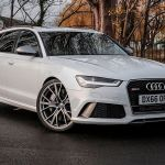 White Audi Rs6 Avant Used Cars For Sale Autotrader Uk