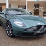 Green Aston Martin Db11 Used Cars For Sale Autotrader Uk
