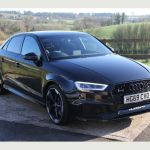 Used Audi Rs3 Saloon 2 5 Tfsi Audi Sport Edition S Tronic Quattro S S 4dr In Gillingham Dorset Dorset Jason Mead Car Sales Ltd