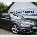 Used Audi A4 Avant Estate 2 0 Tdi S Line 5dr In Dunmow Essex Canfield Garage