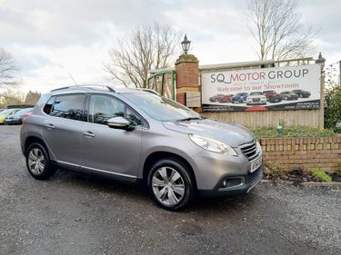 Used Peugeot 2008 Suv 1 6 E Hdi Allure Egc S S 5dr In Reading Berkshire Sq Motor Group Ltd