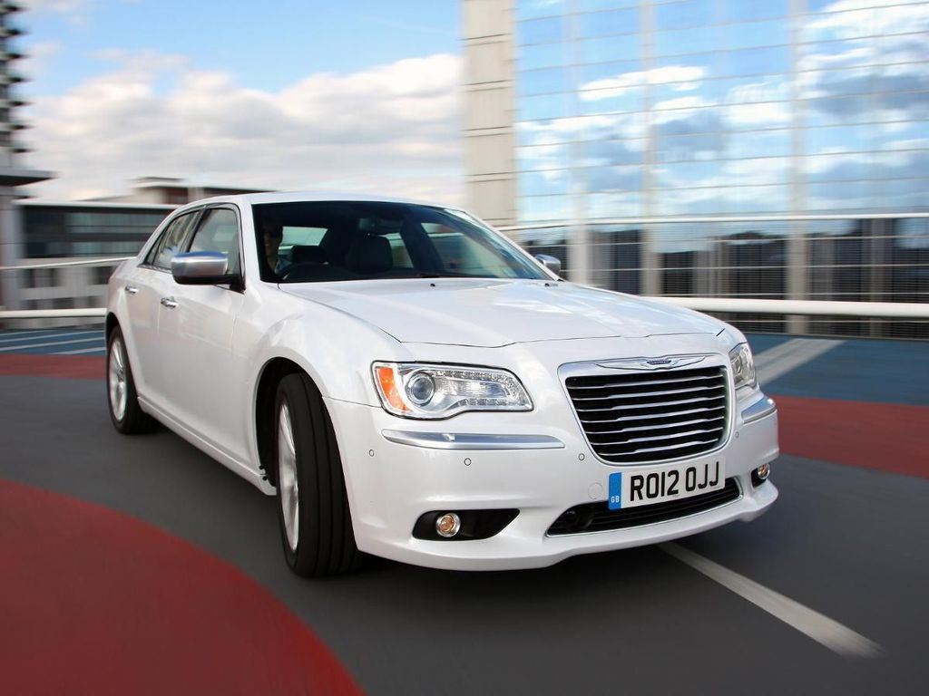 New Amp Used Chrysler Cars For Sale Auto Trader