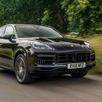 Black Porsche Cayenne Used Cars For Sale Autotrader Uk