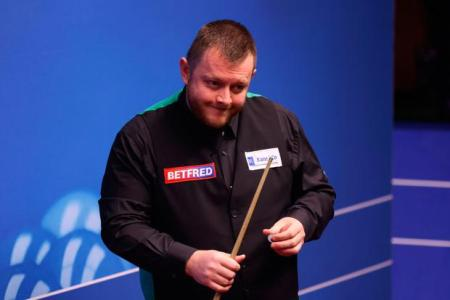 Mark Allen's World Snooker Championship Challenge Hanging By A Thread  Against Mark Selby - BelfastTelegraph.co.uk