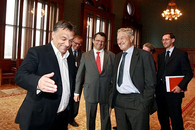 """Képtalálat a következőre: """"Soros és Orbán-kép"""""""